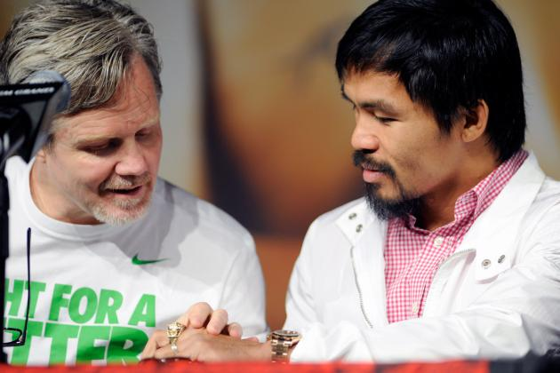 Pacquiao vs. Bradley: Fans Will See Easy Win for Pac-Man Saturday Night