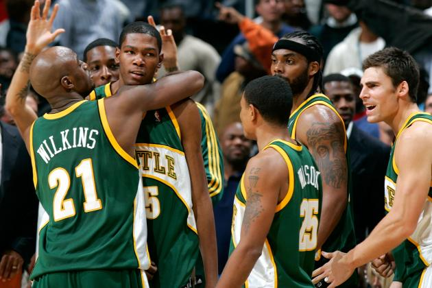 Seattle SuperSonics: Seattle Loses the NBA Finals Before They Begin