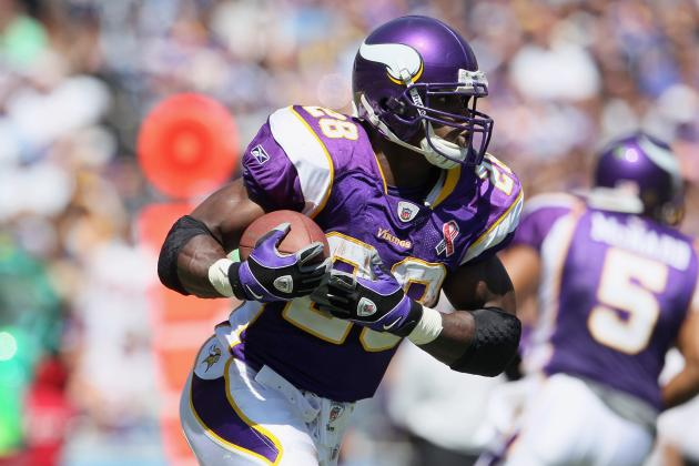 Top 10 NFL Running Backs of All Time Series: No. 6, Adrian Peterson‏