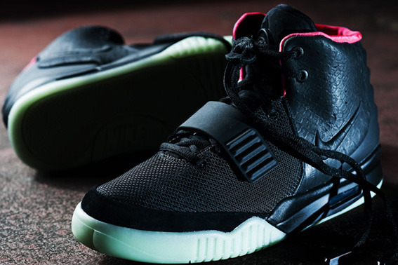 Breaking Down New Nike Air Yeezy 2 Shoes