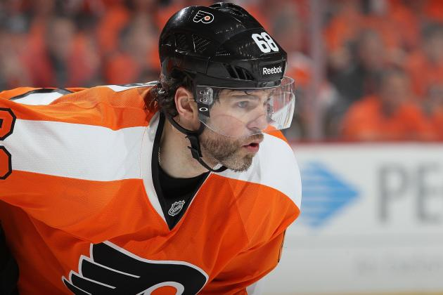 Jaromir Jagr: Why He Should and Will Re-Sign with Philadelphia