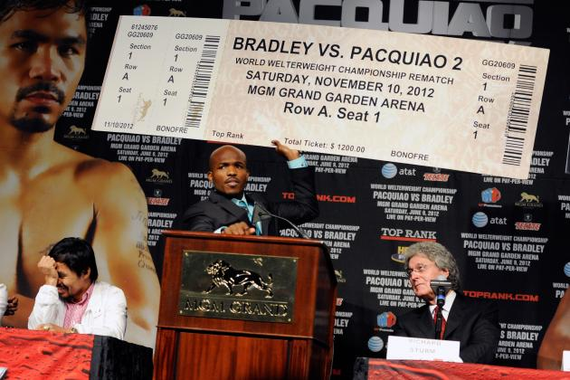 Pacquiao vs. Bradley: Breaking Down What Desert Storm Must Do to Upset Pac-Man