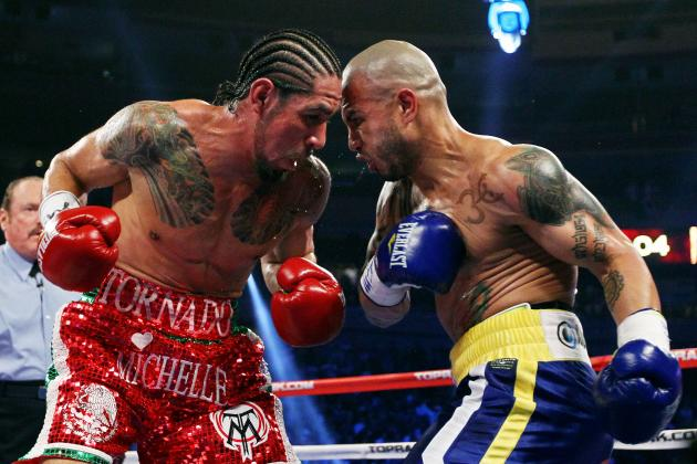 Antonio Margarito Retires: Most Memorable Fights in Boxer's Career