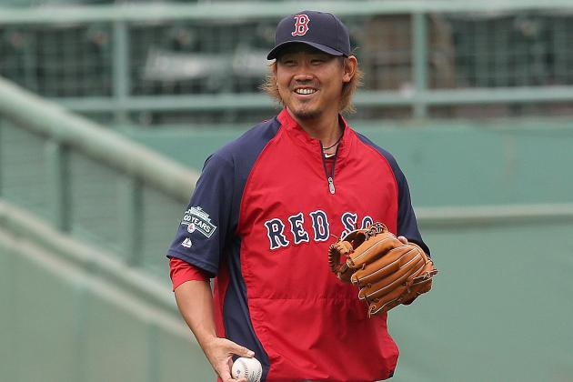 Why Boston Red Sox, Daisuke Matsuzaka Will Dominate the Nationals Saturday
