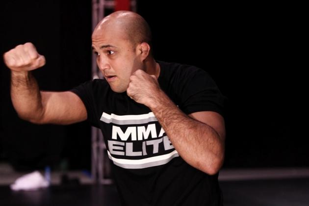 BJ Penn Is Ready to 'Take out His Sword' Against Dragon, Rory MacDonald
