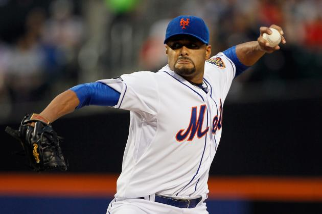 Mets vs. Yankees: Johan Santana's Bid for a Second No-Hitter Will End Quickly