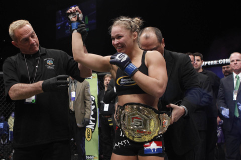 Strikeforce: Ronda Rousey Set to Defend Title Against Sarah Kaufman in August