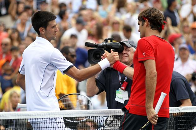 Federer vs. Djokovic: Stars Simply Playing for Right to Lose to Nadal in Final