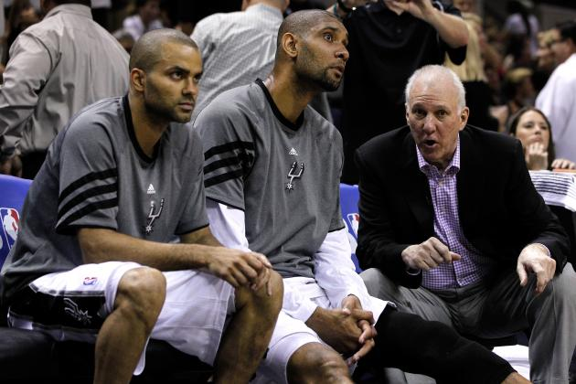 Should San Antonio Spurs Try and Reload or Is It Back to the Drawing Board?