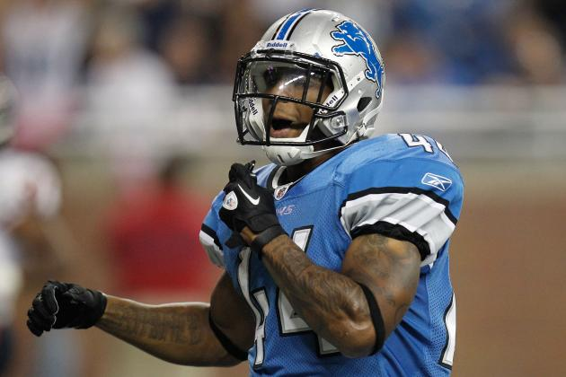 Detroit Lions: Why 2012 Is the Time for Jahvid Best to Step Up