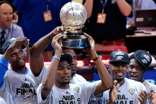 The Rise of the Oklahoma City Thunder: Talent Trumps Everything
