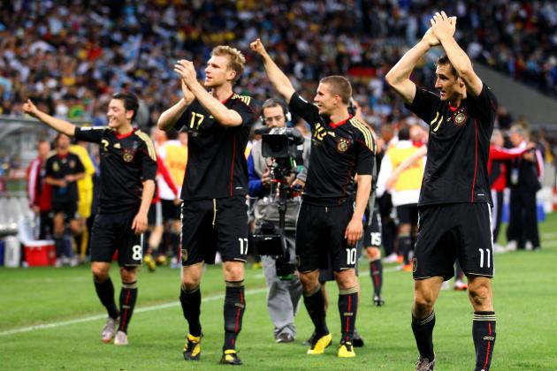 Germany vs. Portugal: Euro 2012 Schedule and Preview
