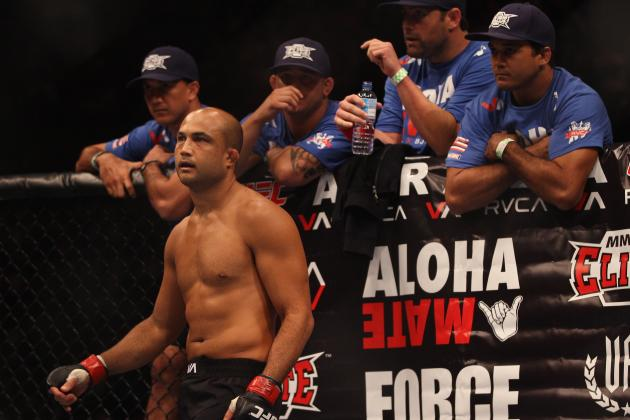 B.J. Penn Explains His Decision to Fight Rory MacDonald