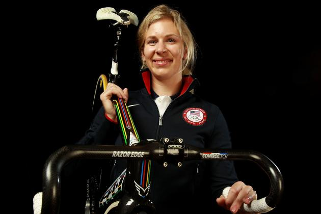 London 2012: 5 Questions with US Olympic Cyclist Sarah Hammer
