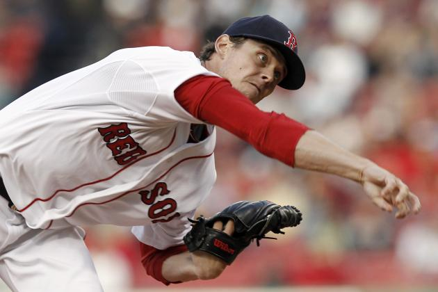 Clay Buchholz: Resurgent Boston Red Sox Hurler Wins AL Best of the Night Award