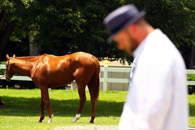 Belmont Stakes 2012: I'll Have Another's Triple Crown Scratch