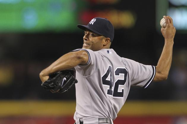Mariano Rivera's First Post-Season Appearance Was Long but Typical