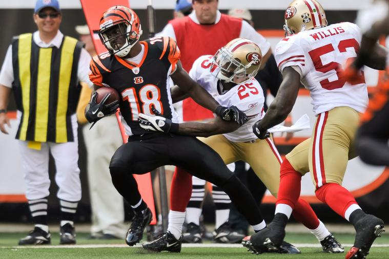 Counting Down the Top 10 Players in the AFC North: No. 7, A.J. Green