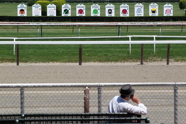 Updated Predictions for the I'll Have Another-Less Belmont Stakes Field