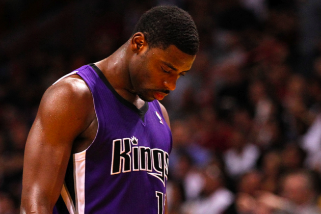 Sacramento Kings: Reluctance to Extend Tyreke Evans Points to Future Trade