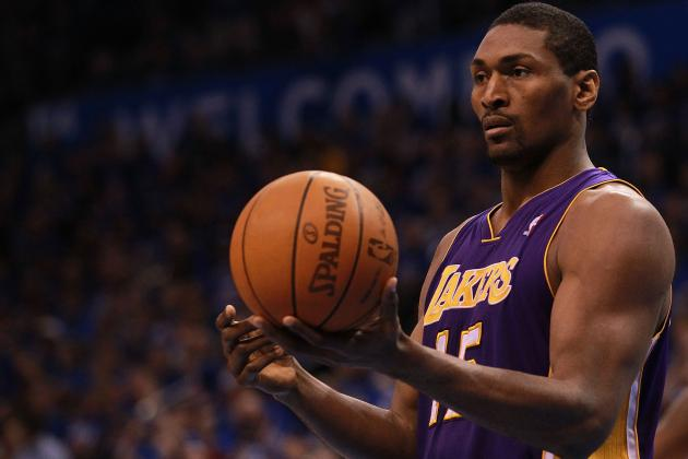 Lakers Star Metta World Peace Will Feature in Lifetime Movie Extravaganza