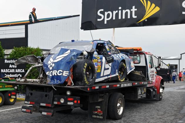 NASCAR Sprint Cup: Why Sunday's Race at Pocono Could Be Horrifying