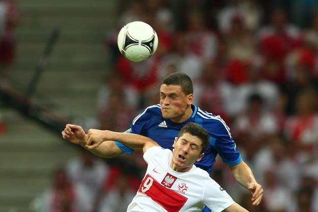 Euro 2012: 3 Thoughts from the Poland-Greece Match