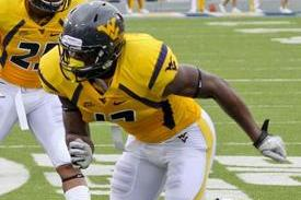 West Virginia Football: It's Boom or Bust for Josh Francis in 2012