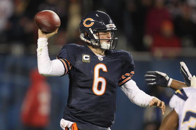 Does Jay Cutler Have Potential to Be a Top 5 Quarterback in 2012?