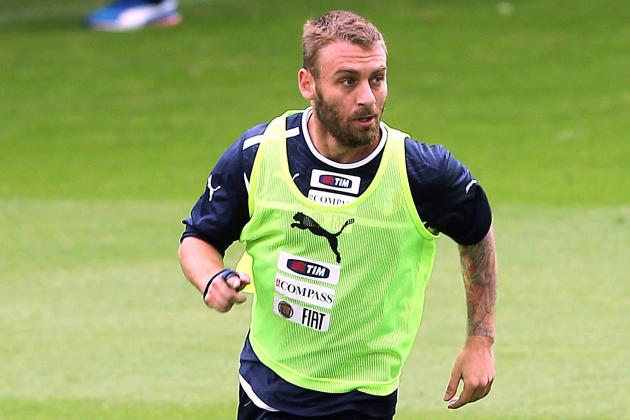 Euro 2012: How Italy Can Utilize Daniele De Rossi Against Spain