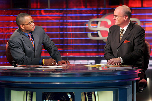 ESPN Shakes Up SportsCenter