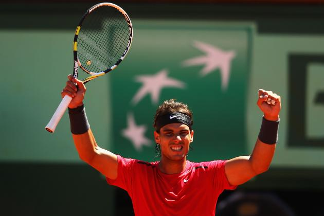 French Open 2012 Results: Nadal Will Win Another Grand Slam at Roland Garros