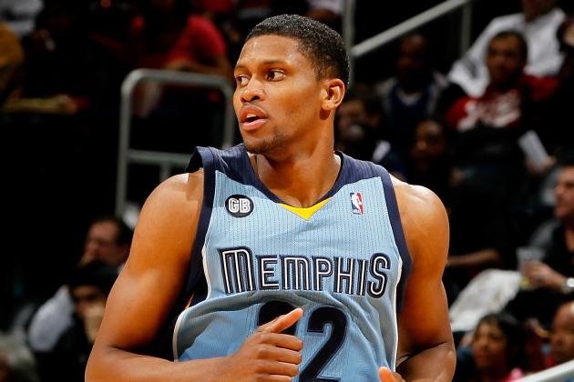 NBA Draft 2012: Rudy Gay to Toronto Raptors Unlikely, Trading Up a Possibility