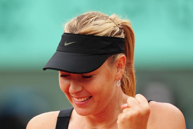 French Open 2012: Why Maria Sharapova Will Dominate Sara Errani