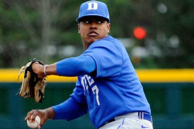 Marcus Stroman: Forget the Hype, Blue Jays' First-Round Pick Needs Time to Adapt