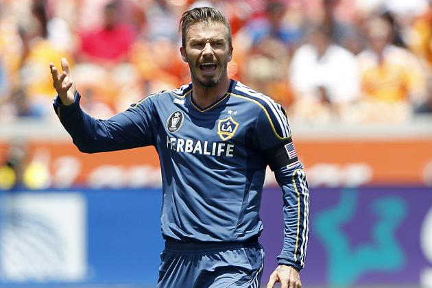 Olympic Soccer 2012: Naming David Beckham to Team GB Will Be Blow to His Legacy