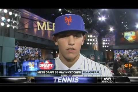 Gavin Cecchini Signs: What to Expect from the Mets' Top Pick
