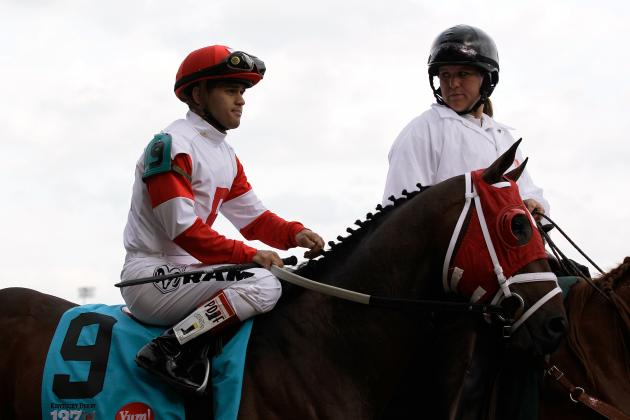 Belmont Stakes 2012 Odds: Breaking Down Jockeys in Prime Position