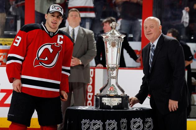 Stanley Cup Finals: Is Zach Parise Playing His Final Games for the NJ Devils?