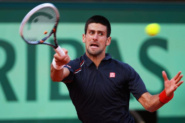 French Open Tennis 2012 Finals: Novak Djokovic Has No Shot at Victory