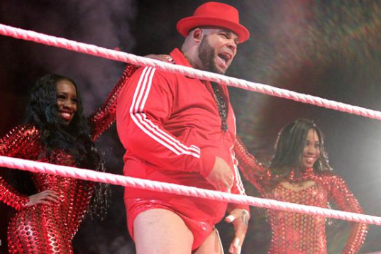 WWE: Has Brodus Clay's
