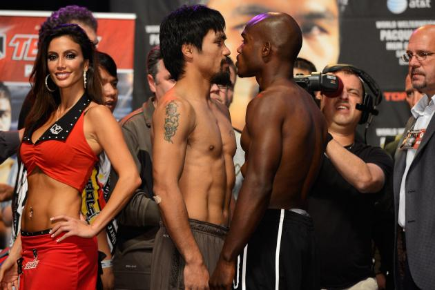 Manny Pacquiao vs. Timothy Bradley: Weigh in Results and Reaction