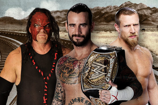WWE No Way Out: Is Kane a Third Wheel in the Feud Between Punk and Bryan?