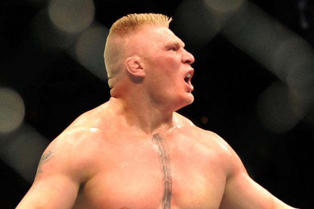 Dana White: Meeting with Brock Lesnar 'Couldn't Have Gone Worse'