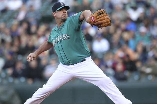 Seattle Mariners Use 6 Pitchers to Pitch MLB's 10th Combined No-Hitter