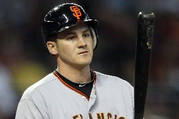 San Francisco Giants Say Enough Is Enough by Demoting Brett Pill