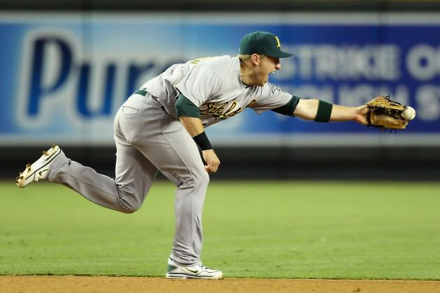 A's Take Big Early Lead, Lose Another in Bottom of the Ninth 9-8