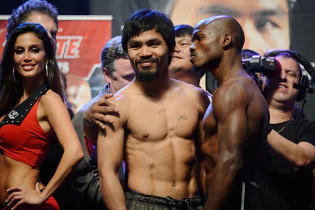Pacquiao vs. Bradley: Pac-Man Loss Actually Helps Mayweather Mega-Fight Chances