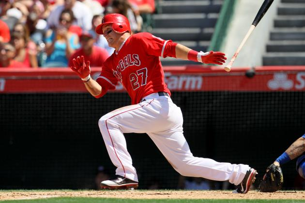 Mike Trout: Could Angels Phenom Win AL Batting Title?