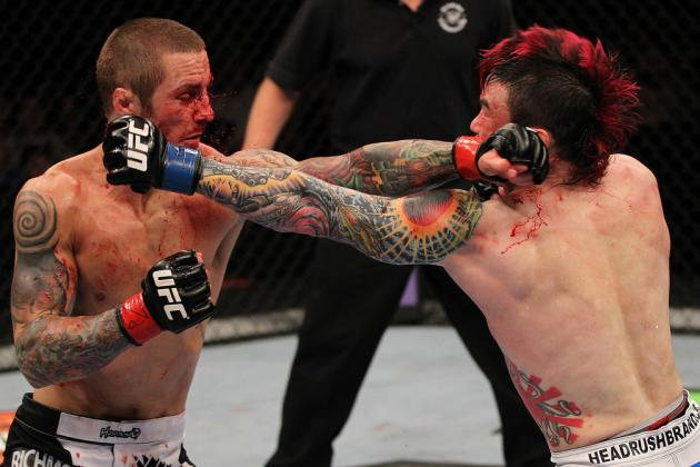 UFC on FX 3 Results: Recapping the Fight Night Bonuses